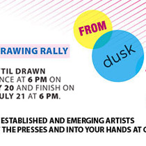 How to Enjoy From Dusk 'Til Drawn: CAF's 3rd Annual 24-Hour Drawing Rally