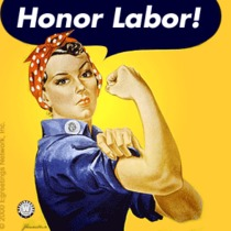 culture of protest: songs for labor day 2012