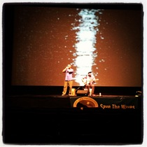 Mobile Post: Save the Waves Film Festival