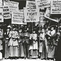 culture of protest: bread &amp; roses and women's history