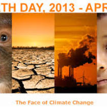 culture of protest: earth day 2013