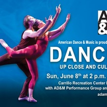 Dance: Up Close & Cultural