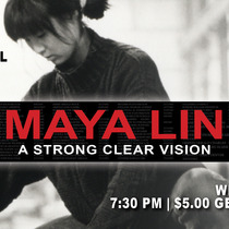 "Maya Lin, Oscar winning doc on ""The Wall"" screening 7/13 one night only @ Carp's Plaza Playhouse"