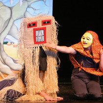 Boxtales Theatre Company's World Premiere ofStand Up Stories–Multicultural Tales to Live By
