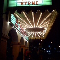 David Byrne at the Arlington