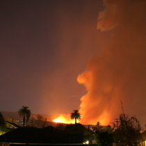 Santa Barbara Fire.. more pictures