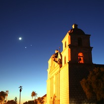 Conjunction over the SB Mission