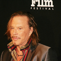 SBIFF '09 Mickey Rourke, Christopher Lloyd (photos)