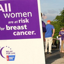 Relay For Life - First Weekend in May