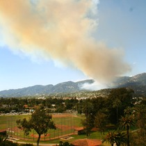 Wind Shifting to the West: Jesusita Fire Update, Photos, and Link Round-up