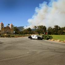 Jususita Fire Road Closures