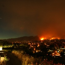 Jesusita Fire Update: Night Photos, Flare-Ups and Patterns - Night 2