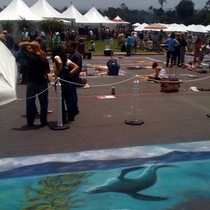 Mobile Post: I Madonnari