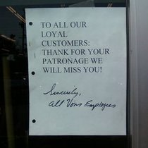 Mobile Post: I will miss critiquing ur store!