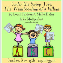 Children's Book Signing At Yoga Soup Nov 15th From 12-3pm