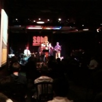 Mobile Post: Aaron McLendon & Friends at SOhO