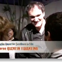 Glorious Kirk Douglas Award Winner: Quentin Tarantino