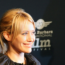 James Cameron, Hillary Duff, Leonard Maltin (photos) at SBIFF '10