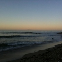 Mobile Post: Rincon cove 7 AM