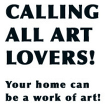 Your home can be a work of art! Come tonight to find out more.
