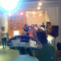 Art Reception at VIVA