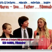 Ken Burns — Son, Father & Filmmaker