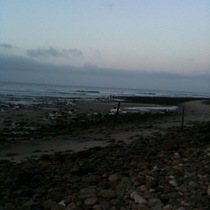 Mobile Post: Rincon cove 6AM