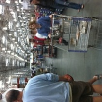 Mobile Post: July 4th Madhouse @ Costco