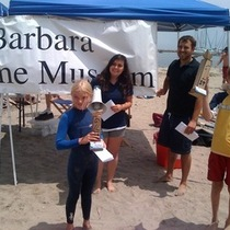 Mobile Post: Winners of this years SBMM Cardboard Kayak Race