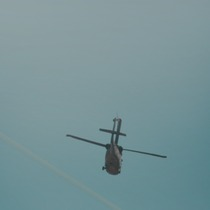 Mobile Post: Those Choppers from Vandenberg..