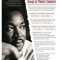 Ice Cream Social for MLK Jr. Day Essay Contest