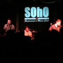 Mobile Post: Cold War Kids show at Soho