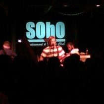 Mobile Post: Cold War Kids @ Soho