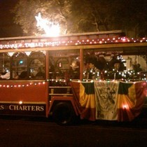 Mobile Post: Old Spanish Days in the Holiday Parade