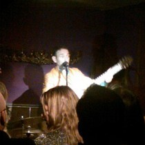 Mobile Post: Jonathan Richman @ The Mercury Lounge