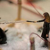 Sneak Peek 2: Fishmas Bizarre