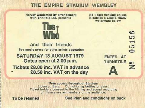 The-who-wembley-ticket-stub