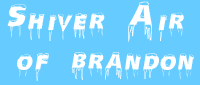 Website for Shiver Air of Brandon, Inc.