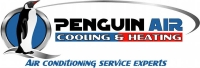 Website for Penguin Air Cooling & Heating, Corp.