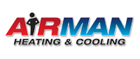 Website for Airman Heating & Cooling, Inc.