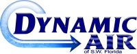 Website for Dynamic Air of Florida