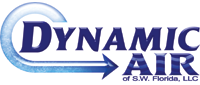 Website for Dynamic Air of Southwest Florida, LLC