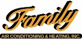 Website for Family Air Conditioning and Heating, Inc.