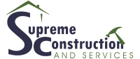 Website for Supreme Construction and Services, LLC