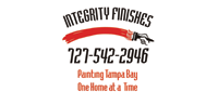 Website for Integrity Finishes of Tampa Bay, Inc.