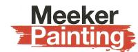 Website for Charles Meeker Painting