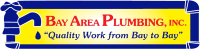 Website for Bay Area Plumbing, Inc.