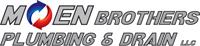 Website for Moen Brothers Plumbing & Drain, LLC