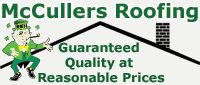 Website for McCullers Roofing