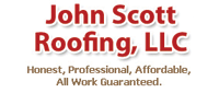 Website for John Scott Roofing